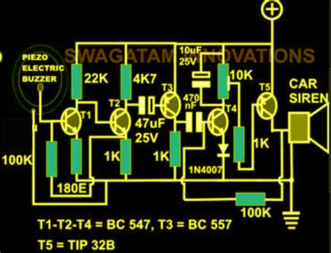 Cool Sound Activated Switch Circuits Homemade Circuit