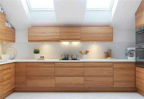 contemporary wood kitchen cabinets cocinas integrales minimalistas 1 500 00 en mercado libre 5754