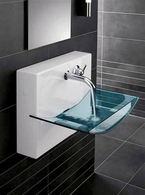 Beautiful Glass Sinks You Can Choose For Your Modern Bathroom