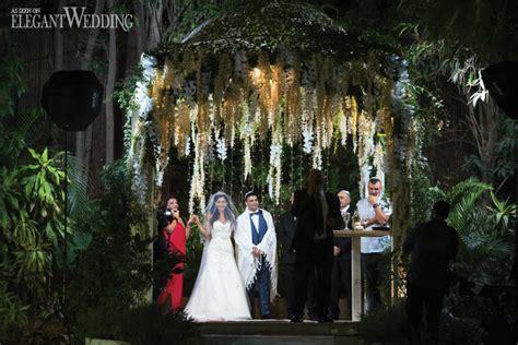 Garden of Eden Wedding Theme