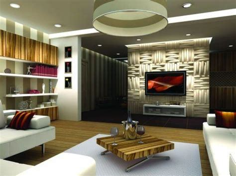 carved wood wall paneling  contemporary room decorating