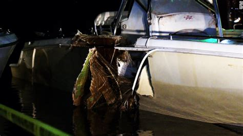 Boat Crash Miami by Official Miami Boat Crash Kills 4 Injures A Dozen Cnn
