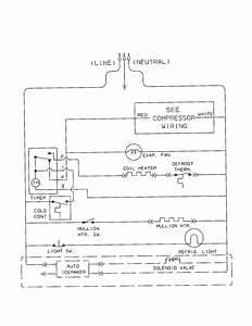 Frost Free Refrigerator Wiring Diagram Pdf