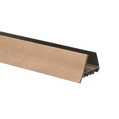 Shop Frost King 36ft Brown Pvc Door Weatherstrip At Lowescom