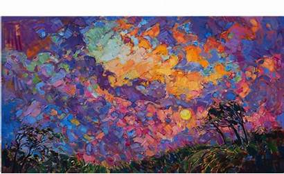 Hanson Erin Artist Painting Studios Showing Park