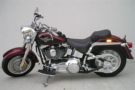 Harley-davidson Flstf Fat Boy Motorcycle Auctions