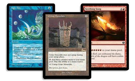 Most Expensive Mtg Deck by More Expensive Costs Daily Mtg Magic The