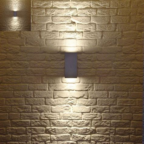 all modern outdoor lighting big theo up down outdoor wall light modern outdoor