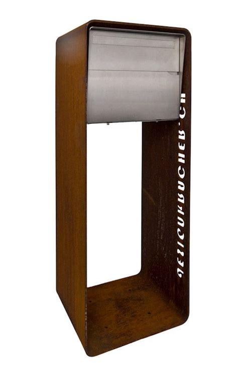 Briefkasten Modern Design by Design Briefkasten Edelstahl Briefkasten Design
