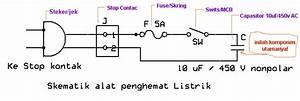Wiring Diagram Penghemat Listrik