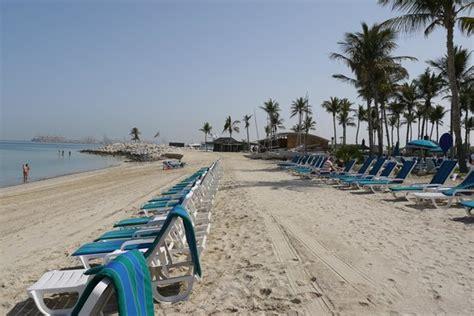 The beach   Picture of JA Jebel Ali Beach Hotel, Dubai   TripAdvisor