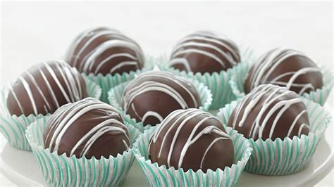 Permalink to Chocolate Cake Truffles