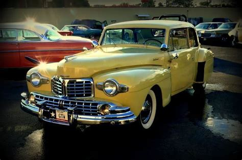 1940s Lincoln Cars