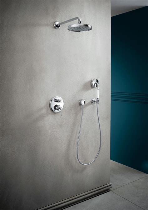 Hansgrohe Axor Montreux by Hansgrohe Axor Montreux Shower Valves Bathhouse