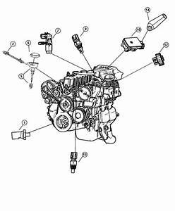 2013 Dodge Avenger Sensor  Sensor Kit  Throttle Position