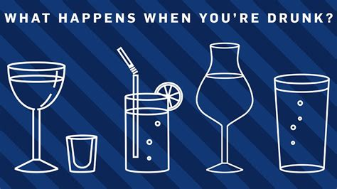 What Happens When You're Drunk? - Brit Lab - YouTube