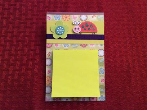 desktop sticky note pad holder  images note pad
