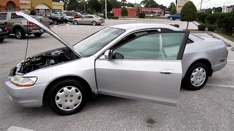 Sold 2000 Honda Accord Coupe Lx Meticulous Motors Inc