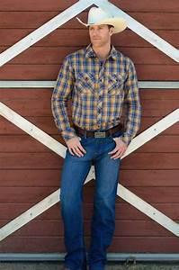 Designer Cowboy Belt Southern Style Outfit Inspiration American Denim Cowboys