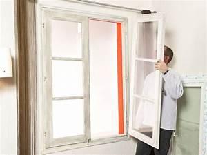 etape 1 retirer les vantaux maisonapart With changer une porte fenetre