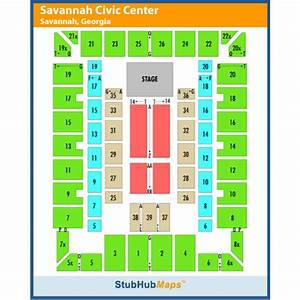Jackson Convention Center Seating Chart Johnny Mercer Theatre Events And Concerts In Savannah