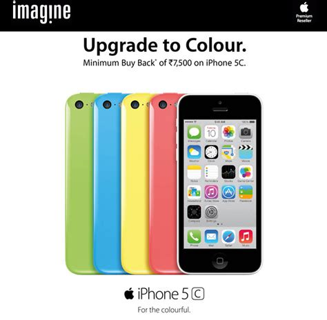 apple iphone buyback apple offers minimum rs 7500 on iphone 5c in