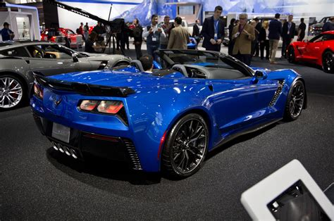 2015 Chevrolet Corvette Z06 Convertible First Look