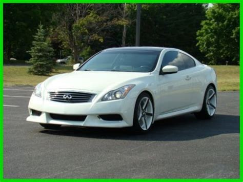 2008 Infiniti G37s by Find Used 2008 Infiniti G37s G37 Sport Coupe V6 3 7l