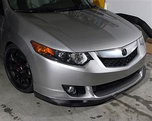 Acura Tsx Spoiler Projectk Roof Spoiler Page Acura Tsx Forum - Acura tsx front lip
