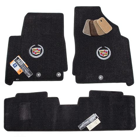 Cadillac Srx Floor Mats Winter by Cadillac Srx Floor Mat Set 2004 2016