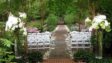 garden ceremony locations wedding reception venue