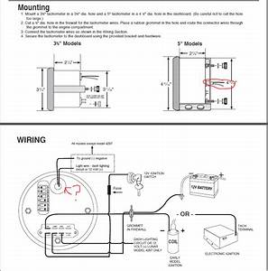 Autometer Gauges Wiring Diagram