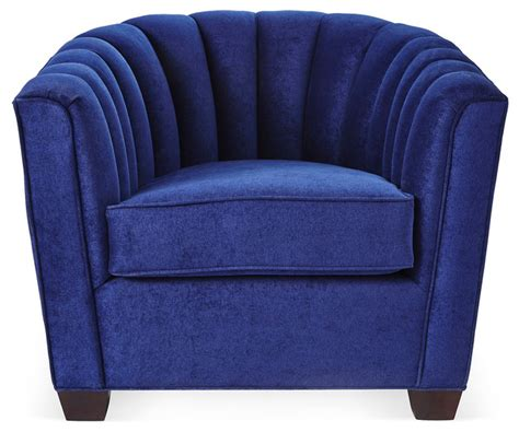 editor s chair royal blue armchairs and accent chairs