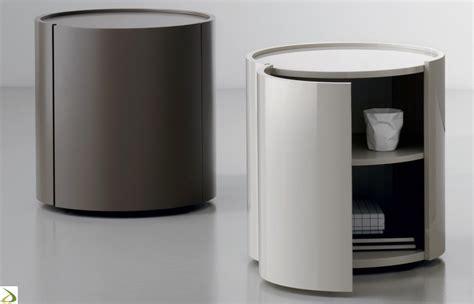 Comodini Design Moderno by Comodino Rotondo Moderno Urigi Arredo Design