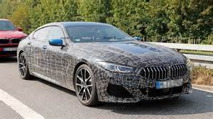 Bmw 8 Series Coupe Photo by Bmw 8 Series Gran Coupe Spied Soaking Up Some Sun