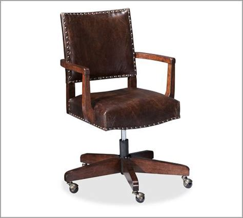 Office Chairs Pottery Barn by 17 Best Images About Pottery Barn Home Office On