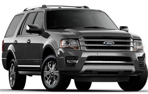 ford expedition release date specifications price
