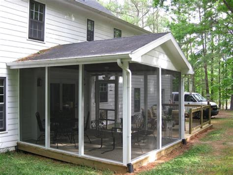 cottage screened front porch ideas screened porches