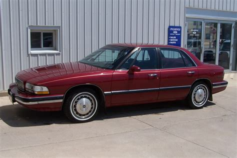 1993 buick lesabre photos informations articles