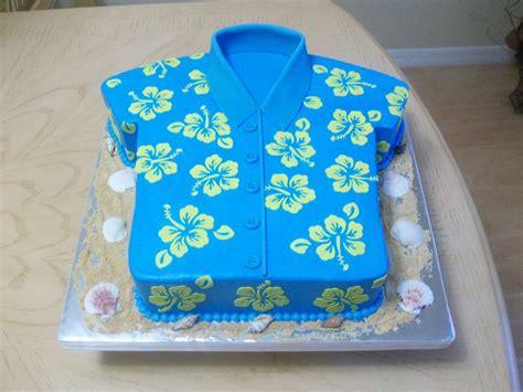 hawaiian shirt cakecentralcom