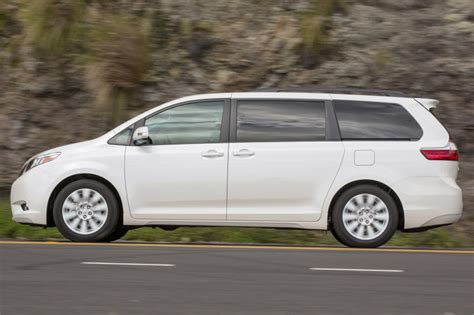 Toyota Sienna 2016 Best Lease Deals, Purchase Pricing