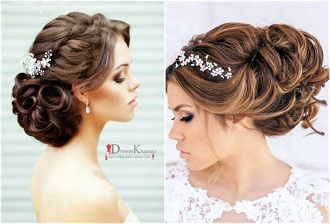 Wedding Hairstyles : Best Bridal Hairstyle For Square Face