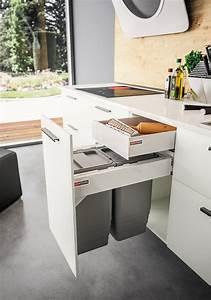 Tiroir Coulissant Cuisine : tiroir coulissant pour meuble cuisine 12 meuble ~ Premium-room.com Idées de Décoration