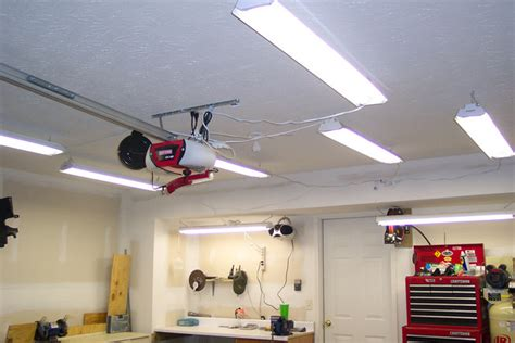 garage light fixtures led garage ceiling lights an energy efficient way to