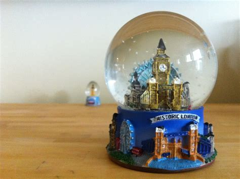 bigsnowglobe snowglobes pinterest london