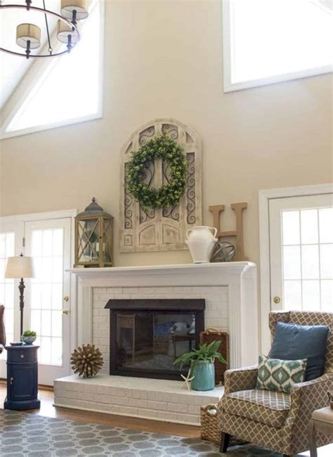 Decorating Ideas For Fireplace Mantel by 16 Fireplace Mantel Decorating Ideas Futurist Architecture