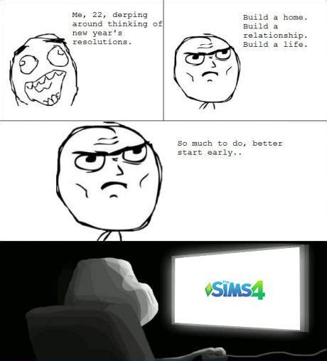 The Sims Meme - 28 best the sims memes images on pinterest sims memes funny stuff and funny things