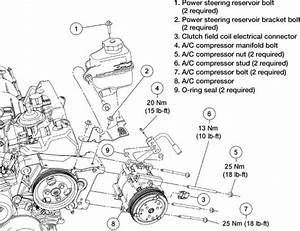 Schematics And Diagrams  How To Replace Compressor On Ford