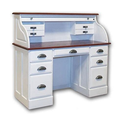white roll top desk pin by debbie northway on home sweet home pinterest