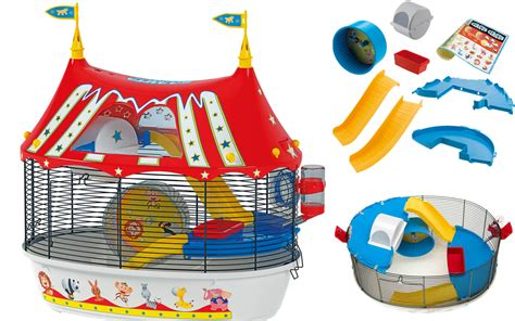 Accessori Gabbie Conigli - gabbie per conigli e criceti 5 da sogno per piccoli